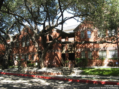 San Antonio Condo/Townhouse New: 7930 Roanoke Run #1108