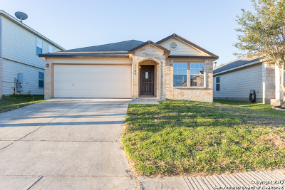 San Antonio Single Family Home New: 3702 Arrowwood Bnd
