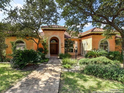 San Antonio Single Family Home New: 20403 Terrabianca