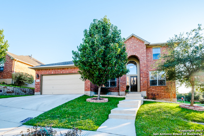San Antonio Single Family Home New: 25727 Fan Flower
