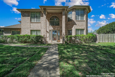 Bexar County Single Family Home New: 8515 Acropolis Dr