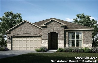 San Antonio Single Family Home New: 13022 River Station