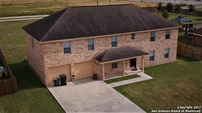 Seguin Single Family Home For Sale: 137 Castlewood Dr