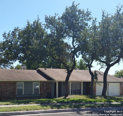 San Antonio Single Family Home For Sale: 5810 Sun Ridge Dr