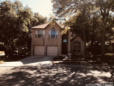Schertz Single Family Home New: 1124 Drayton