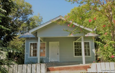 San Antonio Single Family Home New: 431 Conner