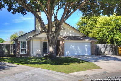 San Antonio Single Family Home New: 12259 Ridge Spur