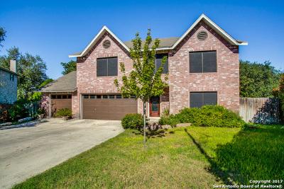San Antonio Single Family Home New: 7700 Falcon Oak Dr
