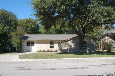 Live Oak Single Family Home For Sale: 7509 Valley Oak St