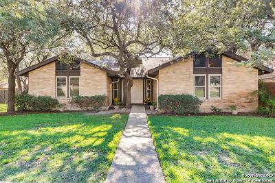San Antonio Single Family Home New: 4222 Fig Tree Woods