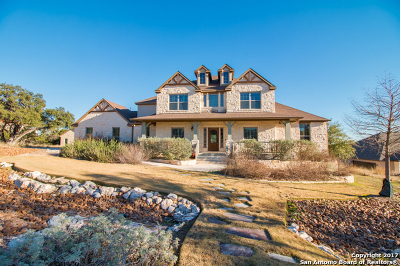 New Braunfels Single Family Home For Sale: 2634 Black Bear Dr