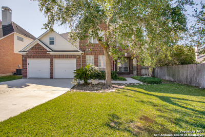 San Antonio Single Family Home New: 1214 Durbin Way