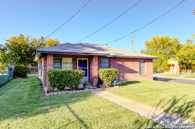 San Antonio Single Family Home New: 1539 San Acacia