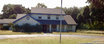 Kendall County Single Family Home New: 7830 Silver Spur Trl