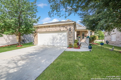 San Antonio Single Family Home New: 12527 Sandy Dunes
