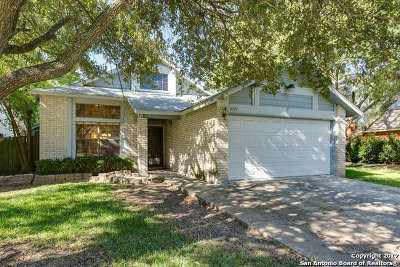 San Antonio Single Family Home New: 9707 Silver Moon
