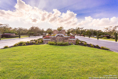 San Antonio Residential Lots & Land Back on Market: 23106 Casey Canyon