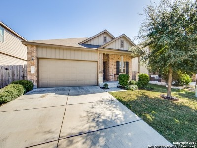 Cibolo Single Family Home For Sale: 417 Stonebrook Dr