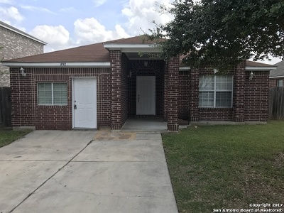 San Antonio Single Family Home New: 4742 Highland Farm