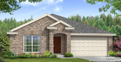 Converse Single Family Home New: 8534 Rolling Stream