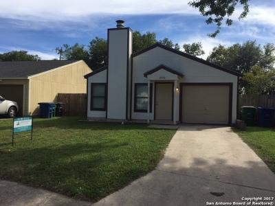 San Antonio Single Family Home New: 9770 Valley Crst