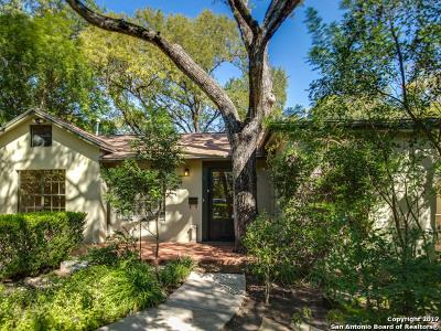 San Antonio Single Family Home New: 525 Castano Ave