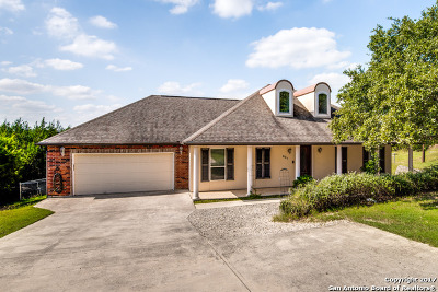 San Antonio Single Family Home New: 607 Slumber Pass