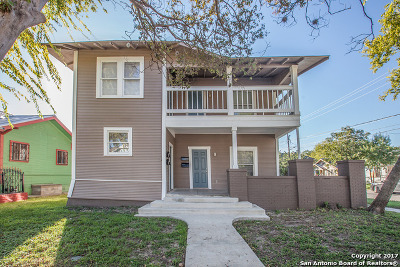 Bexar County Multi Family Home New: 502 E Laurel
