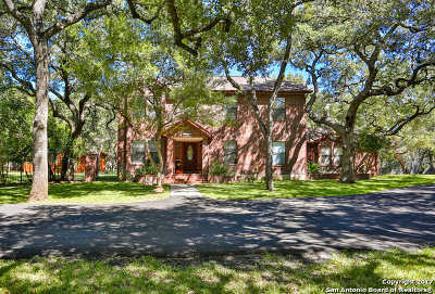 Bexar County Single Family Home New: 26716 Orchid Trl