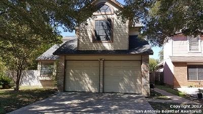 Converse Single Family Home New: 7931 Comanche Pass