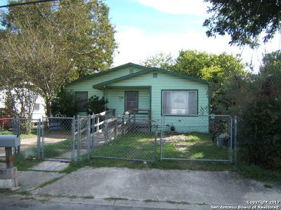San Antonio Single Family Home New: 730 W Harlan Ave