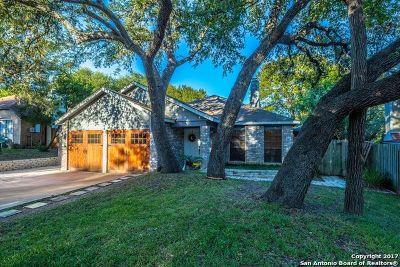 Schertz Single Family Home Back on Market: 3900 Ogelthorpe