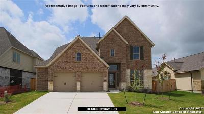 San Antonio Single Family Home New: 14446 Bald Eagle Lane