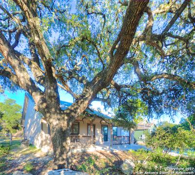 Comal County Single Family Home New: 1078 Burning Tree