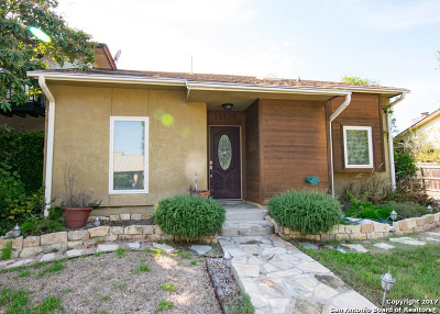 San Antonio Single Family Home New: 13517 Dutch Myrtle