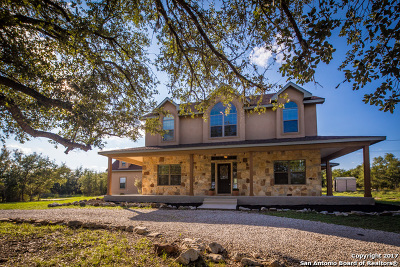New Braunfels Single Family Home New: 343 Summer Glen Ln