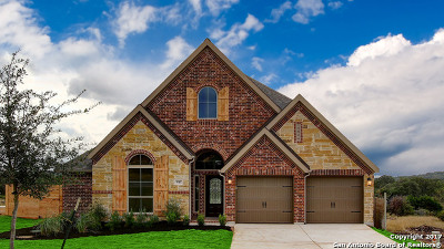New Braunfels Single Family Home Price Change: 643 Glade View