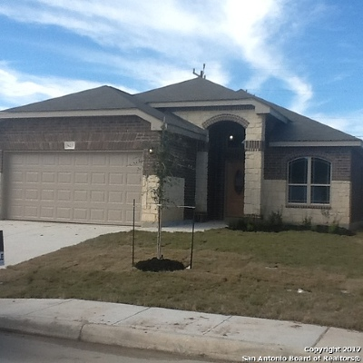 Helotes Single Family Home For Sale: 9415 Bricewood Post