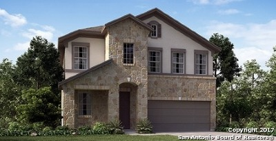 San Antonio Single Family Home New: 12519 Glad Heart
