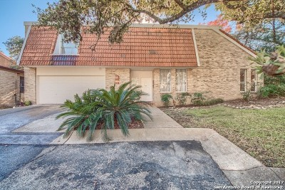 San Antonio TX Single Family Home Price Change: $248,000