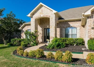 San Antonio Single Family Home New: 19215 Boltmore Bay