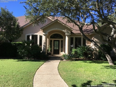 Boerne Single Family Home For Sale: 29614 Fairway Bluff Dr