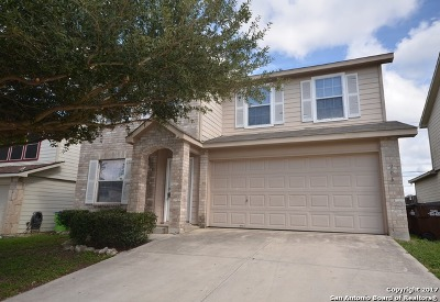Bexar County Single Family Home New: 206 Prato Brezza