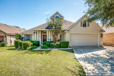 New Braunfels Single Family Home New: 515 Wilderness Way