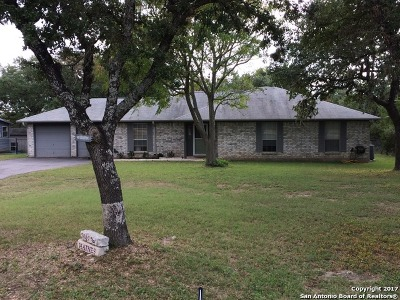 Comal County Single Family Home New: 2049 Stallion Springs Dr
