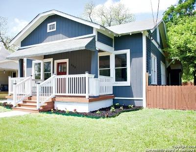Single Family Home For Sale: 629 Delmar St