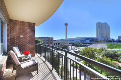 San Antonio Condo/Townhouse New: 215 Center St #308