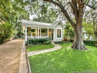 San Antonio Single Family Home New: 546 Argo Ave