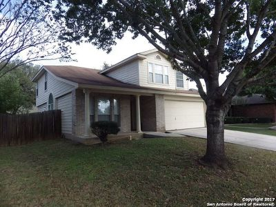 Guadalupe County Single Family Home New: 3508 Saratoga Pl