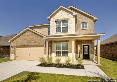 Bexar County, Medina County Single Family Home New: 12874 Cedarcreek Trail